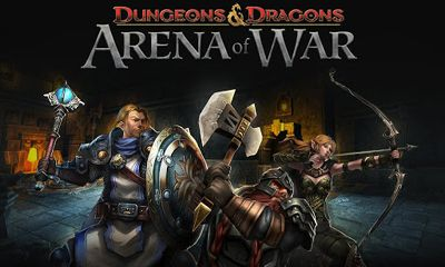 Download D&D Arena of War Android free game. Get full version of Android apk app D&D Arena of War for tablet and phone.