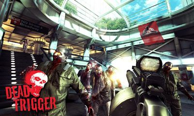 2 dead trigger Dead Trigger |Highly compressed Android Game Size 7Mib|