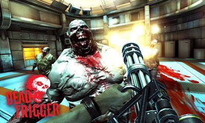 3 dead trigger Dead Trigger |Highly compressed Android Game Size 7Mib|