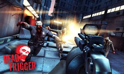6 dead trigger Dead Trigger |Highly compressed Android Game Size 7Mib|