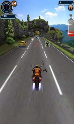 Screenshots of the Death Moto for Android tablet, phone.