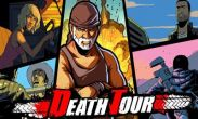 In addition to the game Top Eleven for Android phones and tablets, you can also download Death Tour for free.