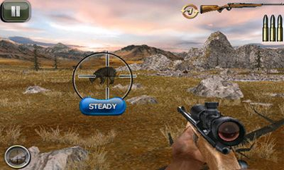 Screenshots of the Deer Hunter Challenge HD for Android tablet, phone.