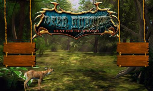 Download Deer hunter: Hunt for the survival Android free game. Get full version of Android apk app Deer hunter: Hunt for the survival for tablet and phone.
