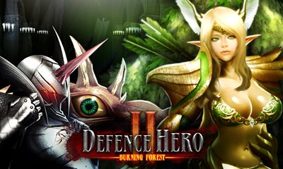 Screenshots of the Defence Hero 2 for Android tablet, phone.