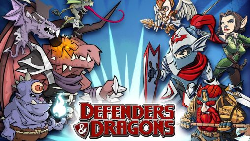 Download Defenders & dragons Android free game. Get full version of Android apk app Defenders & dragons for tablet and phone.