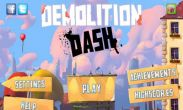 In addition to the game Panda Jump for Android phones and tablets, you can also download Demolition Dash for free.