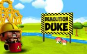 In addition to the game House of Fear for Android phones and tablets, you can also download Demolition Duke for free.