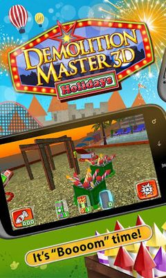 Download Demolition Master 3d. Holidays Android free game. Get full version of Android apk app Demolition Master 3d. Holidays for tablet and phone.