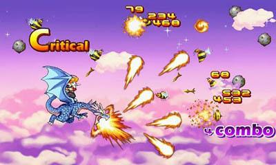 Demon Siege - Android game screenshots. Gameplay Demon Siege.
