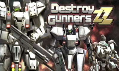 Screenshots of the Destroy Gunners ZZ for Android tablet, phone.