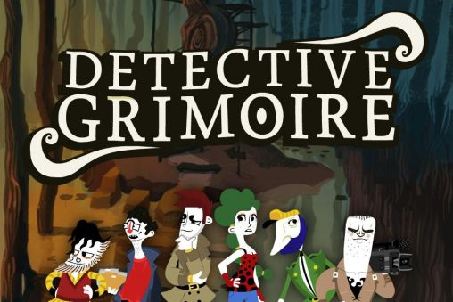 Download Detective Grimoire Android free game. Get full version of Android apk app Detective Grimoire for tablet and phone.