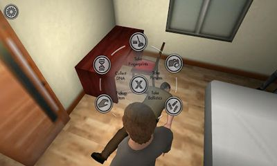 Screenshots of the Dexter the Game 2 for Android tablet, phone.