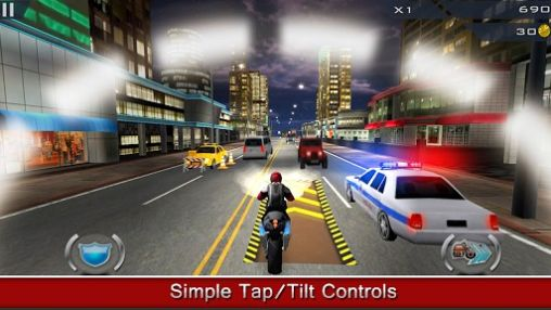 Screenshots of the Dhoom:3 the game for Android tablet, phone.
