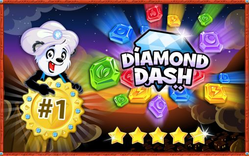 Download Diamond Dash Android free game. Get full version of Android apk app Diamond Dash for tablet and phone.