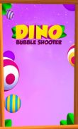 Dino bubble shooter free download. Dino bubble shooter full Android apk version for tablets and phones.