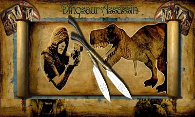 Screenshots of the Dinosaur Assassin for Android tablet, phone.