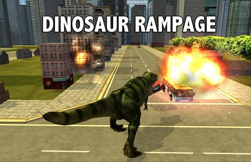 Download Dinosaur rampage: Trex Android free game. Get full version of Android apk app Dinosaur rampage: Trex for tablet and phone.