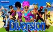 In addition to the game Driving School 3D for Android phones and tablets, you can also download Diversion for free.