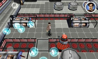 Screenshots of the Doctor Who - The Mazes of Time for Android tablet, phone.