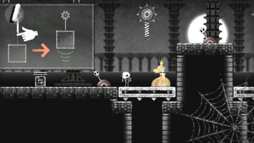 Screenshots of the Dokuro for Android tablet, phone.