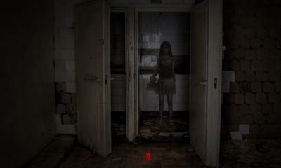 Screenshots of the House of Fear for Android tablet, phone.