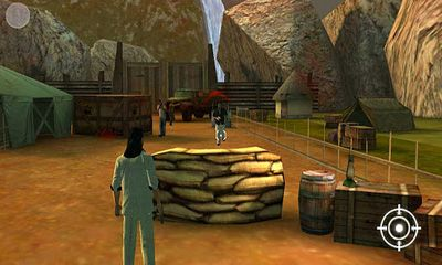 Screenshots of the Don 2 The Game for Android tablet, phone.