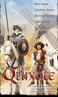 Download Don Quixote Android free game. Get full version of Android apk app Don Quixote for tablet and phone.