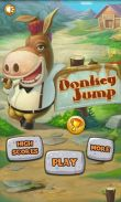 In addition to the game SpongeBob Diner Dash for Android phones and tablets, you can also download Donkey Jump for free.