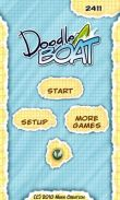 In addition to the game  for Android phones and tablets, you can also download Doodle Boat for free.