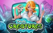 In addition to the game Gingerbread Run for Android phones and tablets, you can also download Doodle creatures for free.