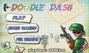 In addition to the game  for Android phones and tablets, you can also download Doodle Dash for free.