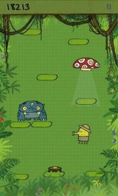 Doodle Jump Android apk
