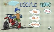 In addition to the game Marble Saga for Android phones and tablets, you can also download Doodle Moto for free.