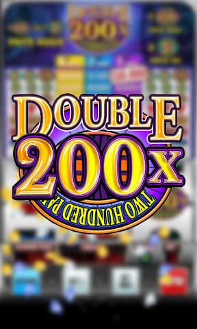 Download Double 200х - Two hundred pay: Slot machine Android free game. Get full version of Android apk app Double 200х - Two hundred pay: Slot machine for tablet and phone.