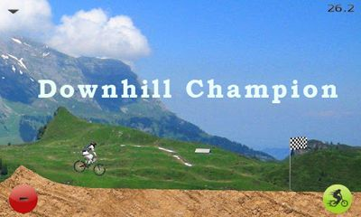 Screenshots of the Downhill Champion for Android tablet, phone.