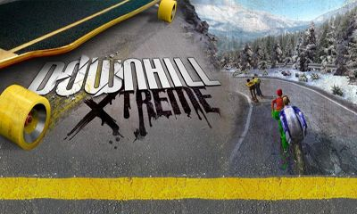Screenshots of the Downhill Xtreme for Android tablet, phone.