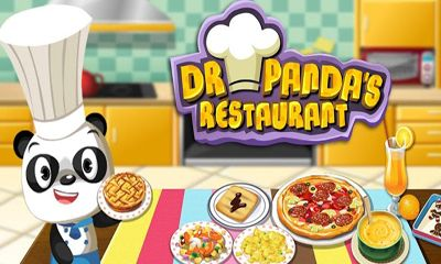 Screenshots of the Dr. Panda's Restaurant for Android tablet, phone.