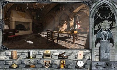 Screenshots of the Draculas Castle for Android tablet, phone.