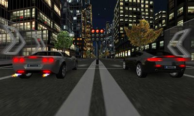 Screenshots of the Drag Racing 3D for Android tablet, phone.