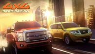 In addition to the game Race n Chase - 3D Car Racing for Android phones and tablets, you can also download Drag racing 4x4 for free.