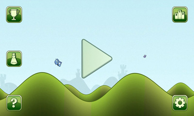 Screenshots of the Dragon, Fly! for Android tablet, phone.