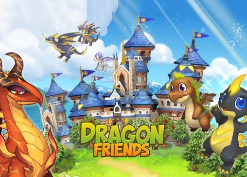 Download Dragon friends Android free game. Get full version of Android apk app Dragon friends for tablet and phone.