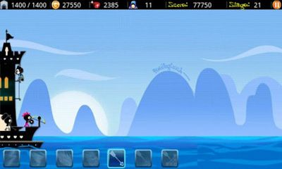 Screenshots of the Dragon hunter 2 for Android tablet, phone.