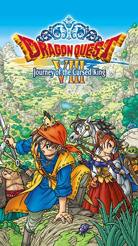 Download Dragon quest 8: Journey of the Cursed King Android free game. Get full version of Android apk app Dragon quest 8: Journey of the Cursed King for tablet and phone.