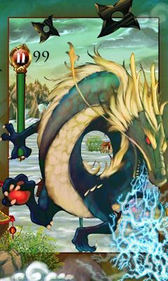 Dragon Raid - Android game screenshots. Gameplay Dragon Raid.