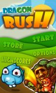 In addition to the game Super Falling Fred for Android phones and tablets, you can also download Dragon Rush for free.