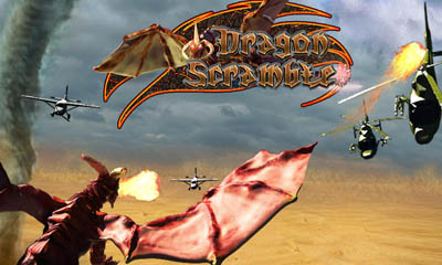 Screenshots of the Dragon Scramble for Android tablet, phone.