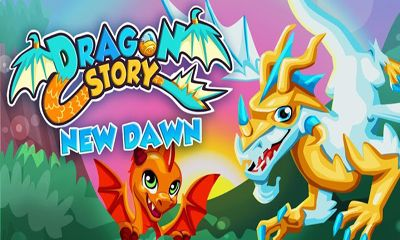 Screenshots of the Dragon Story New Dawn for Android tablet, phone.