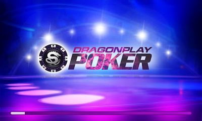 Screenshots of the Dragonplay Poker for Android tablet, phone.